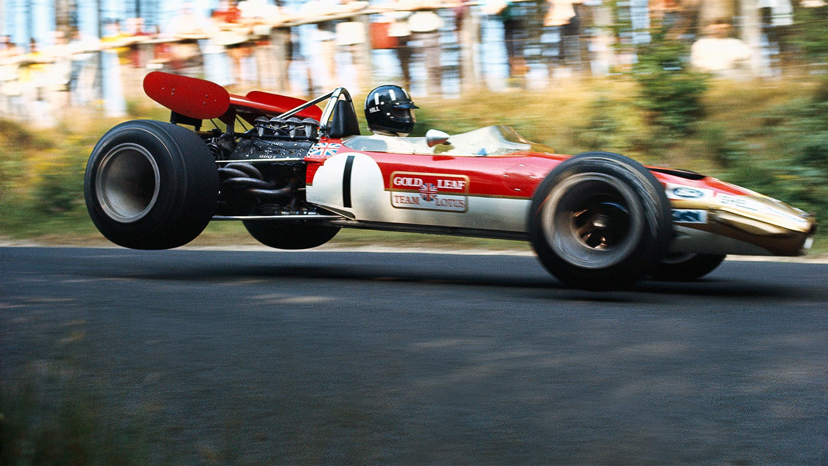 25 British Cars To Drive Before You Die 18 Lotus 49