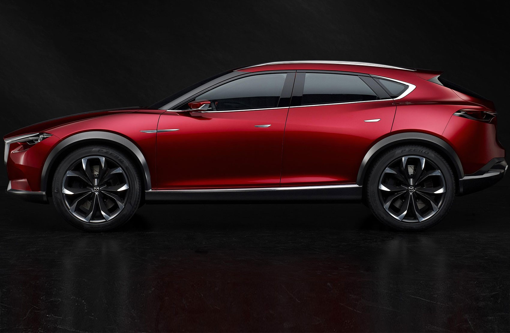Mazda Koeru Crossover At Frankfurt 2015 Just A Concept Car Magazine Engine Diagram 2016 Release Date Its The New From