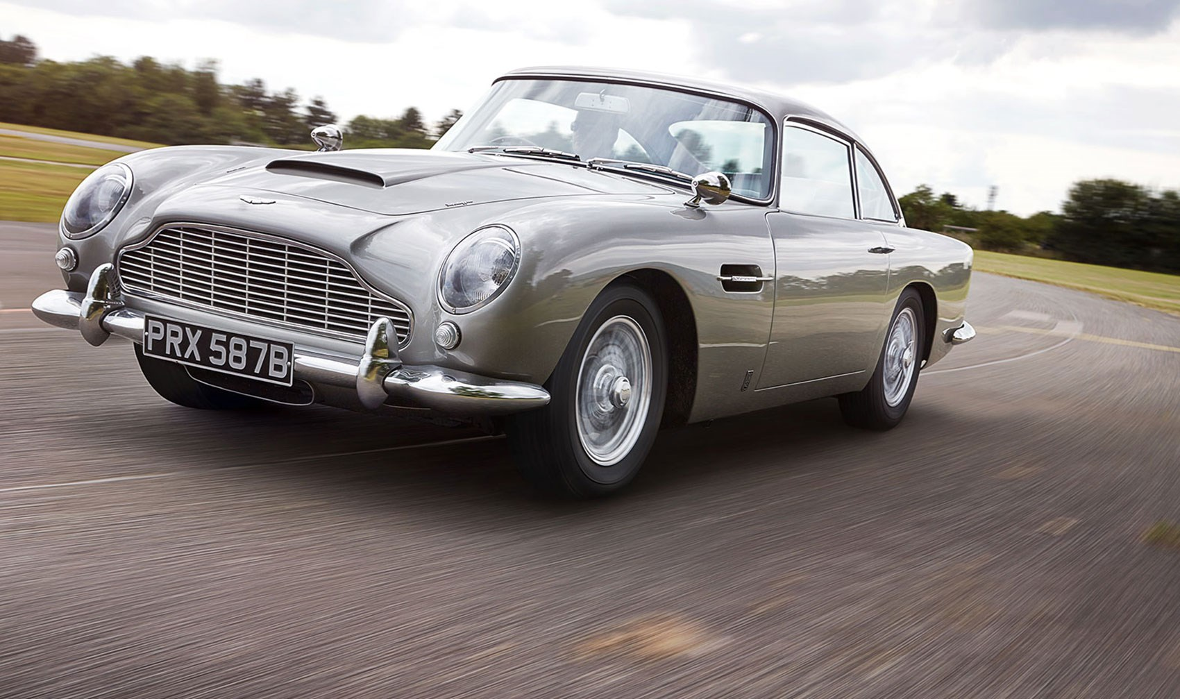 25 british cars to drive before you die: 6) aston martin db5, car+