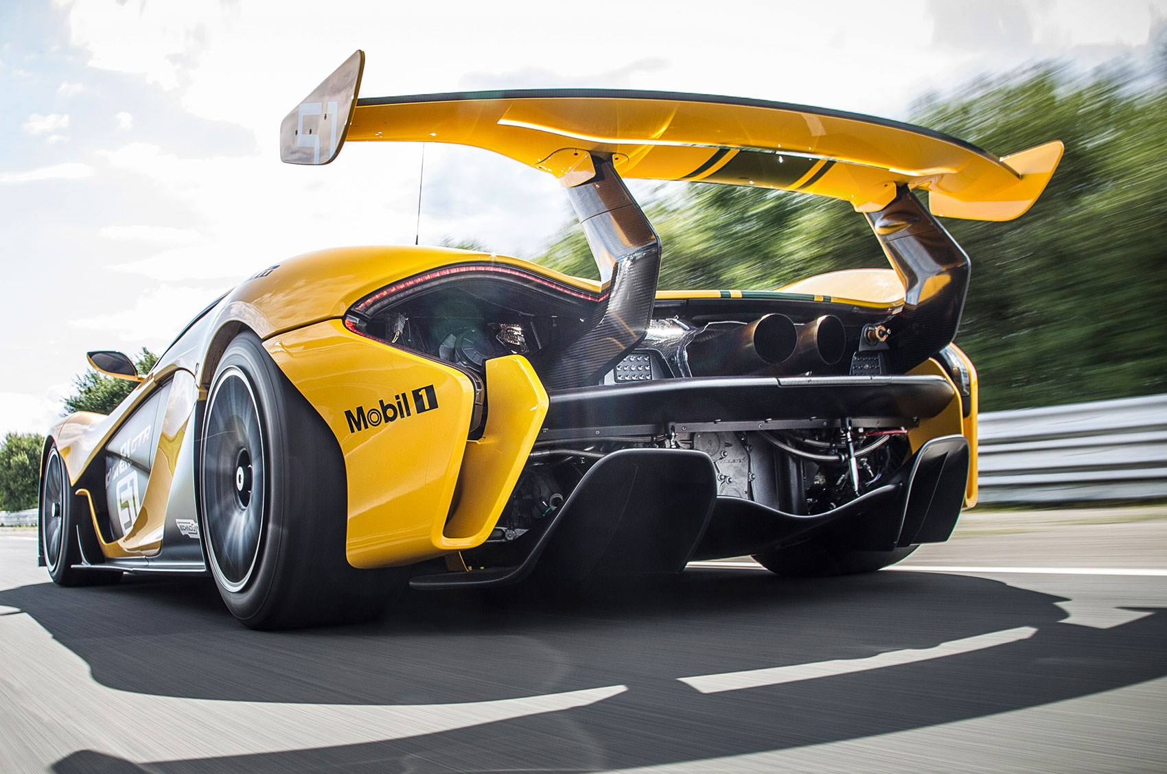 25 British cars to drive before you die: 1) McLaren P1 GTR ...