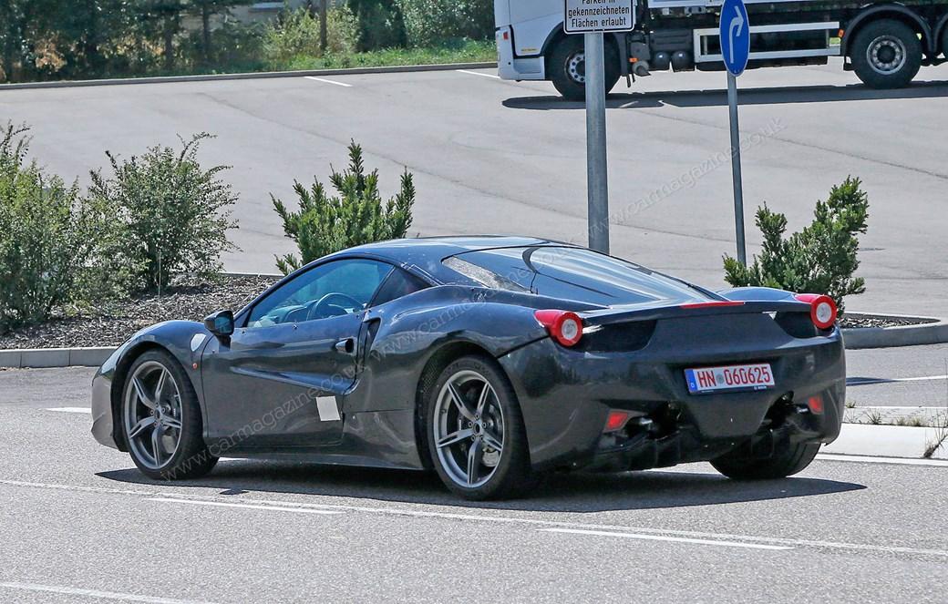 News And Spy Photos Of 2019 S New Ferrari 588 Modificato Car Magazine