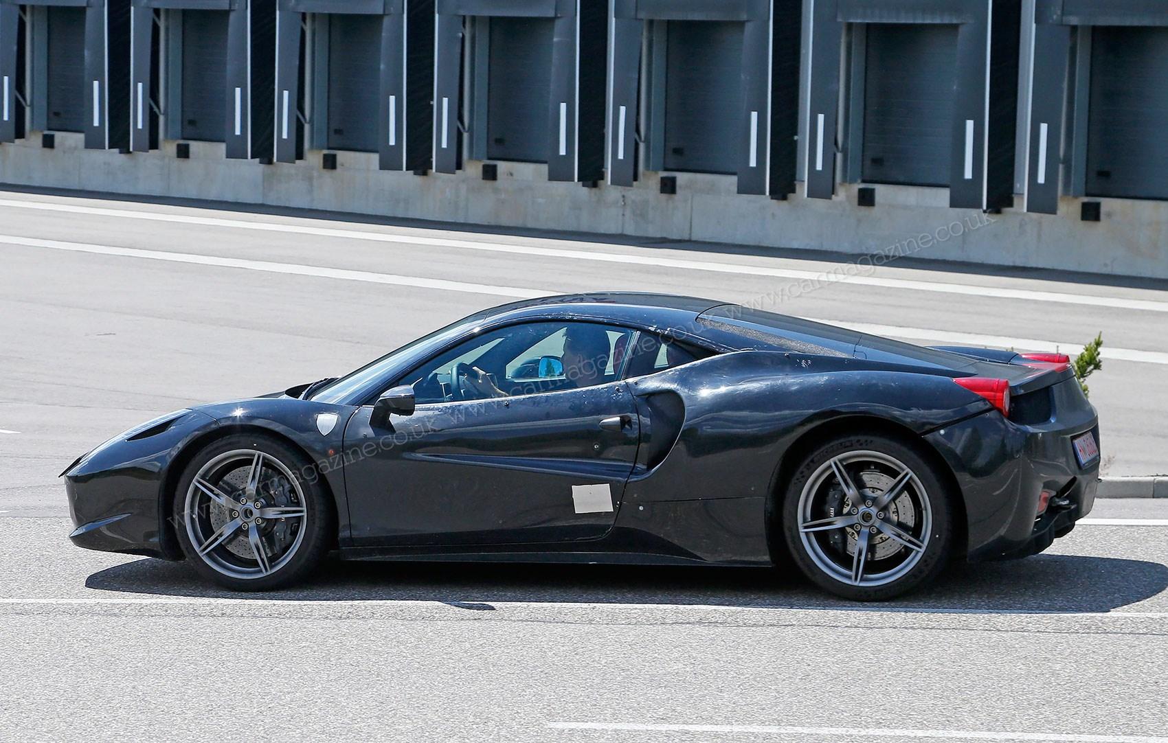 Ferrari Dino The First Engineering Mule