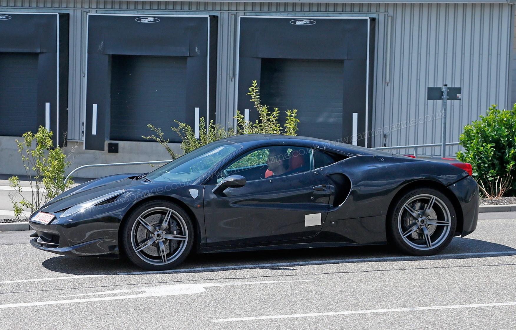 Future Ferrari Dino The V6 Supercar Project Is Still