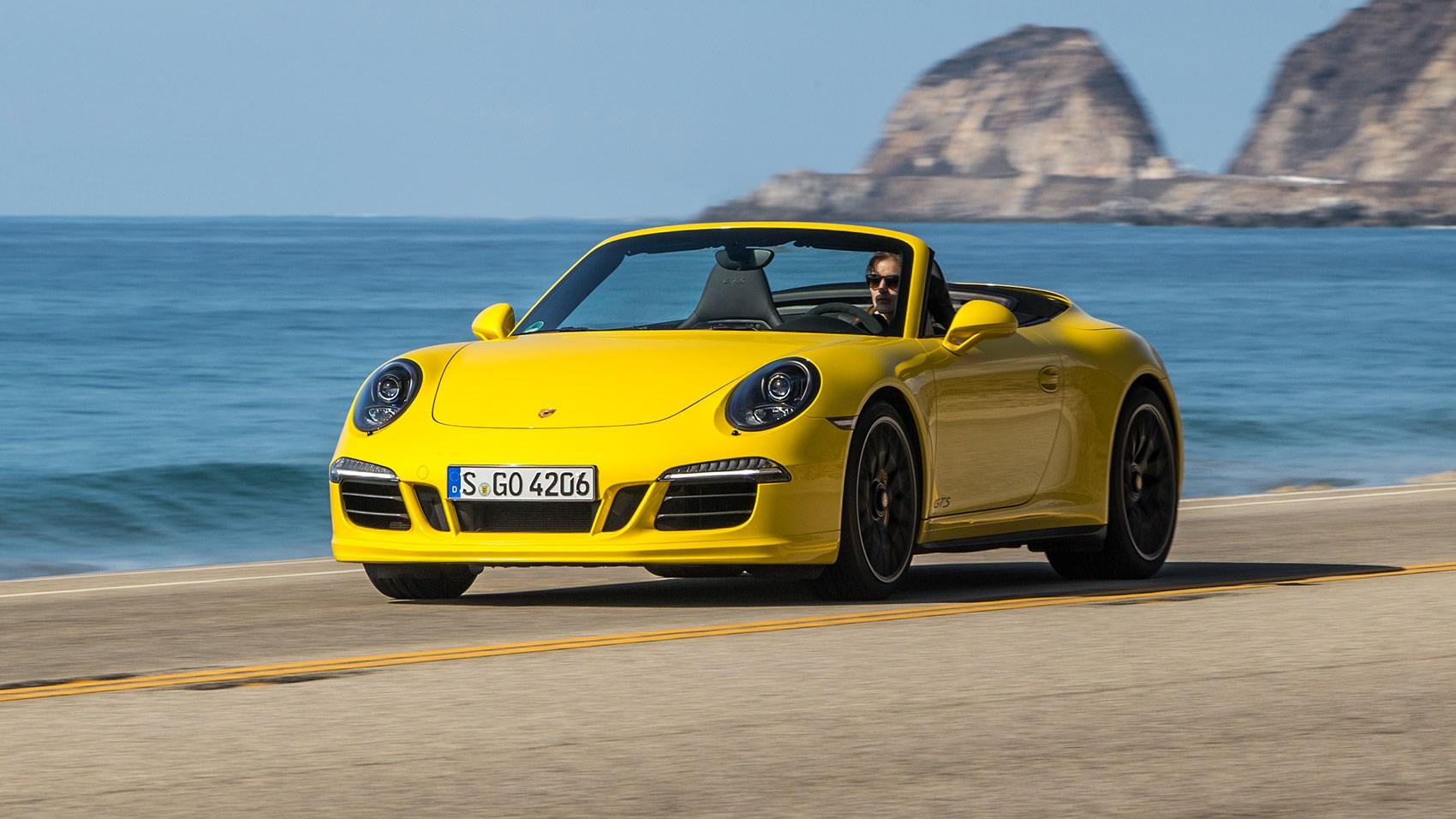 Porsche 911 Carrera Gts Cabriolet 2015 Review Car Magazine