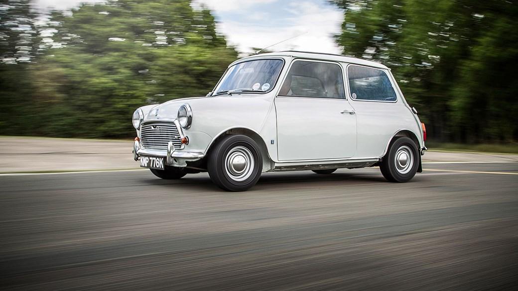 25 British Cars To Drive Before You Die 3 Mini Cooper S Car