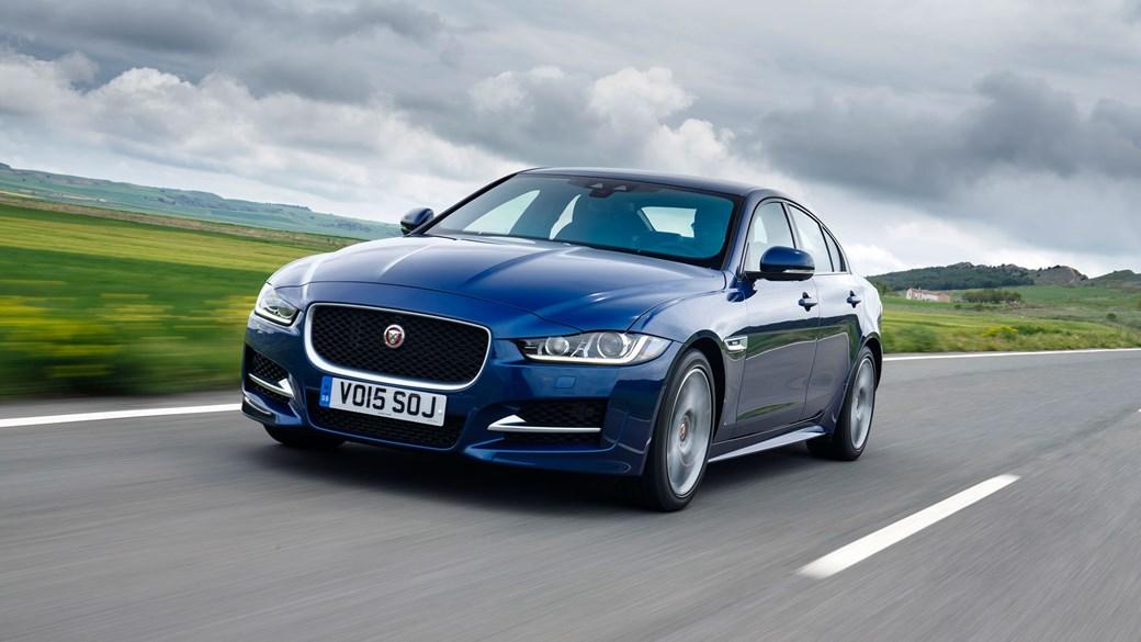 Jaguar XE 2 0 D 163 R Sport 2015 review by CAR Magazine