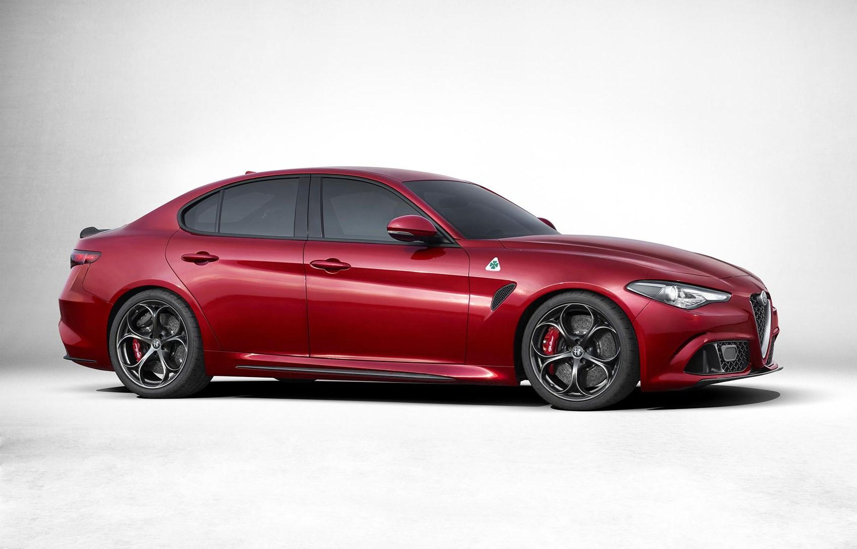 New Alfa Romeo >> Alfa Romeo Giulia Car Magazine