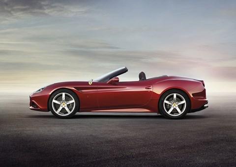 2017 yılında, Ferrari California, yeni bir esnek alüminyum platform elde etmeye hazırlanıyor.