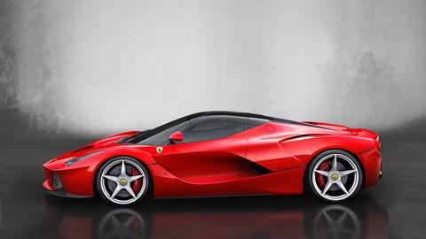 2017 yılında Ferrari, markanın 70. yaşını kutlamak için daha az aşırı bir LaFerrari planlıyor