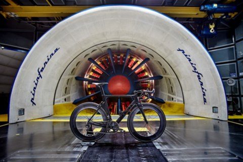 The De Rosa SK Pininfarina bike
