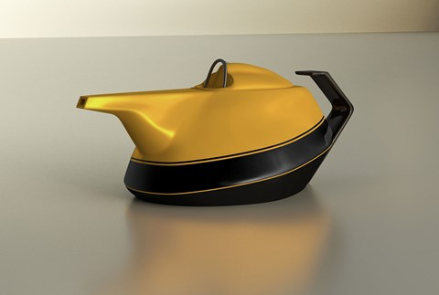 The Renault teapot
