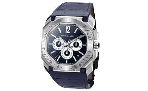 The Bulgari Octo Maserati - its £8050 price tag is down to its craftsmanship and tools used