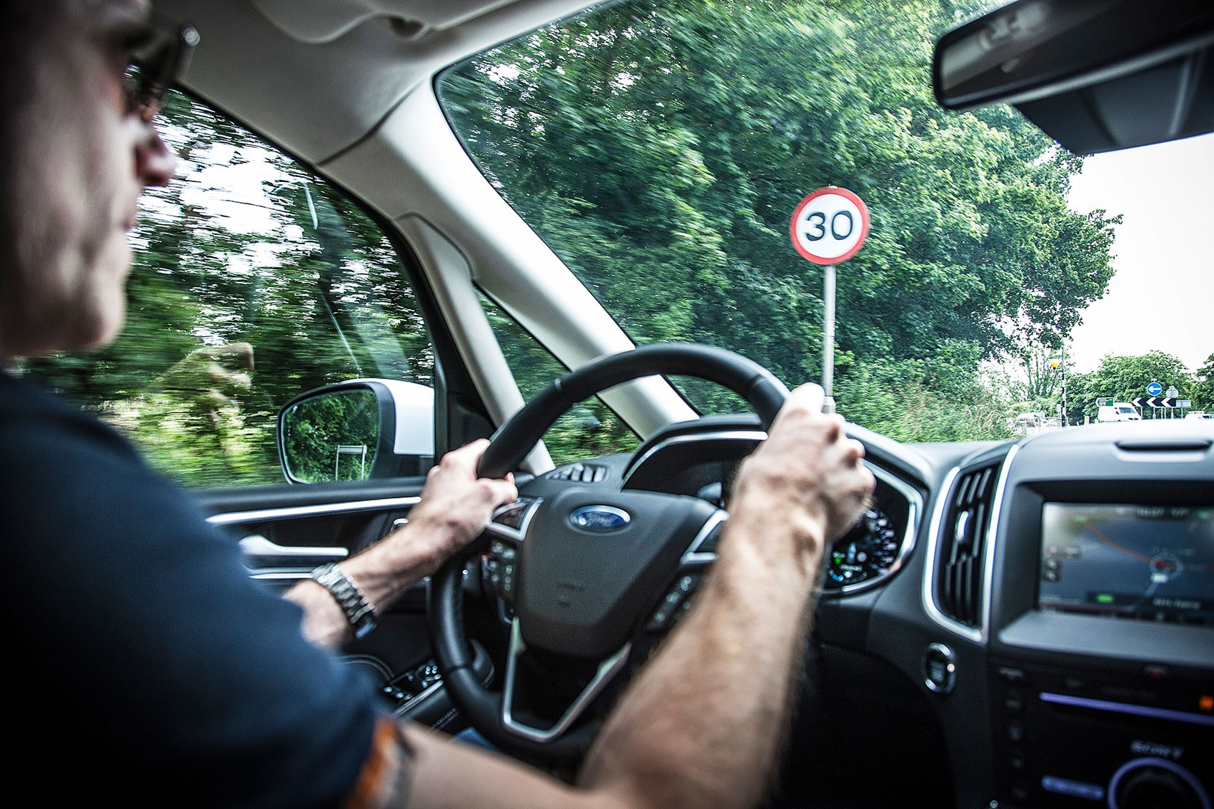 Does it work? Ford's Intelligent Speed Limiter tested | CAR