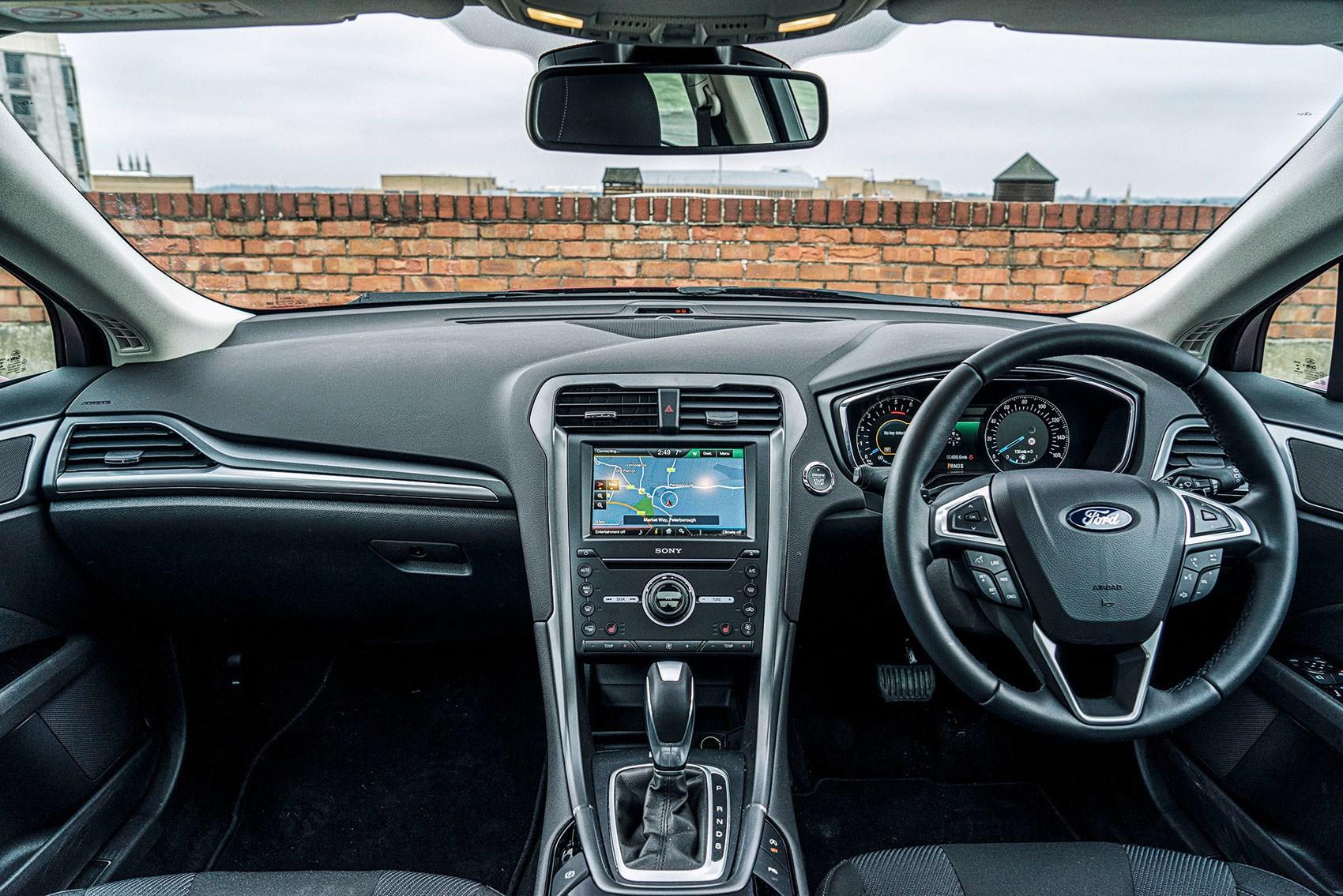 Vw Passat Estate Vs Ford Mondeo Vs Bmw 3 Series Touring Vs