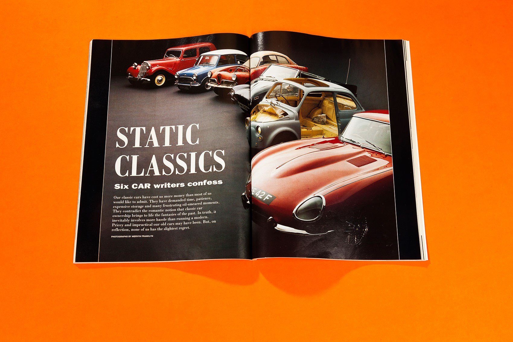 The truth behind owning a classic car: CAR+ archive, July 1992 by ...