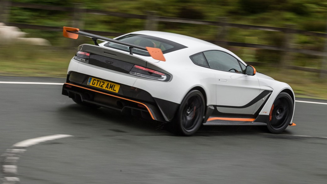 Aston Martin Vantage GT Review CAR Magazine - Aston martin vanquish gt price
