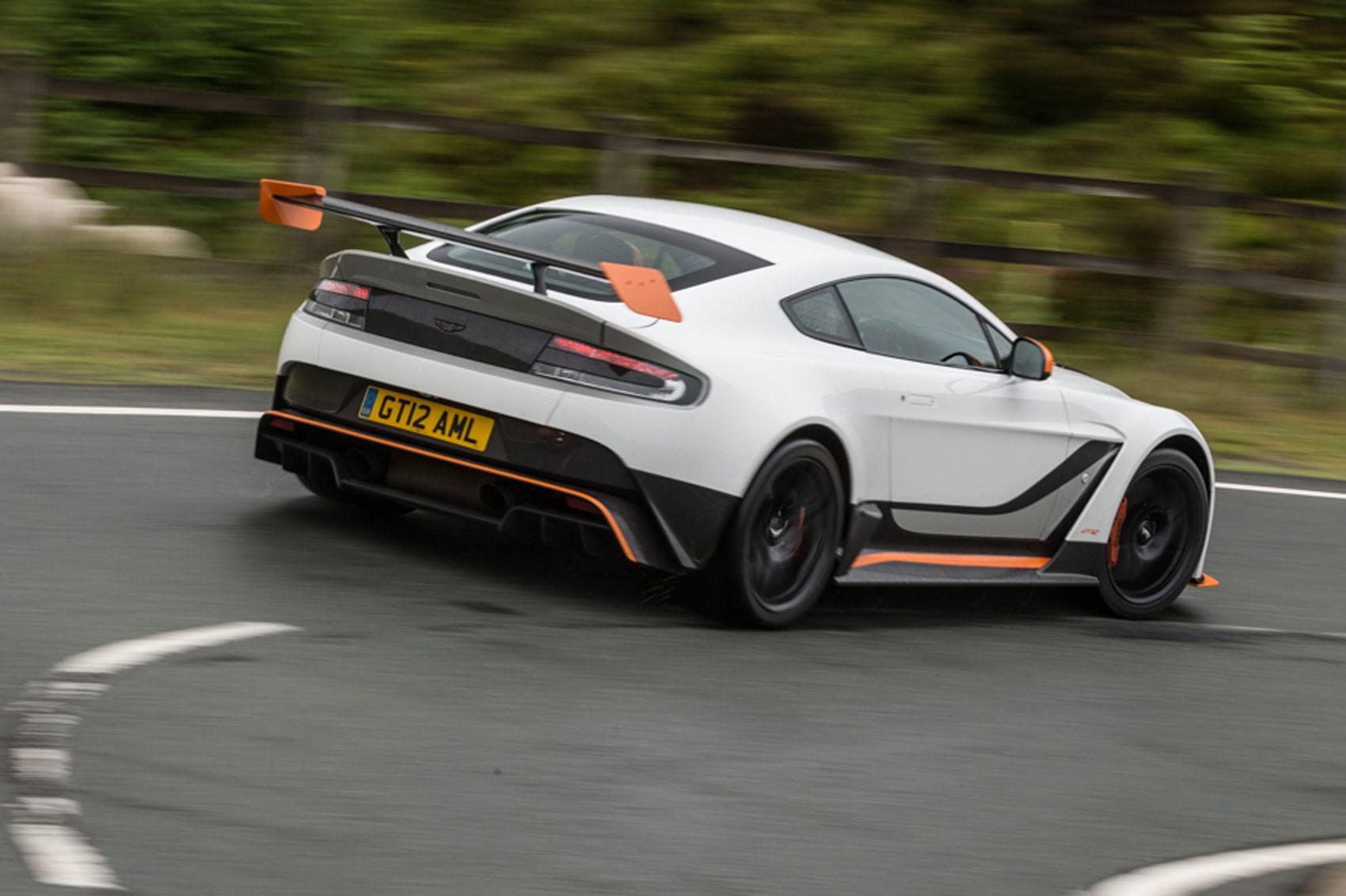 Aston Martin Vantage Gt12 2015 Review Car Magazine