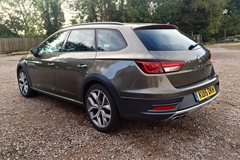 Seat Leon X Perience 2016 Long Term Test Review Car