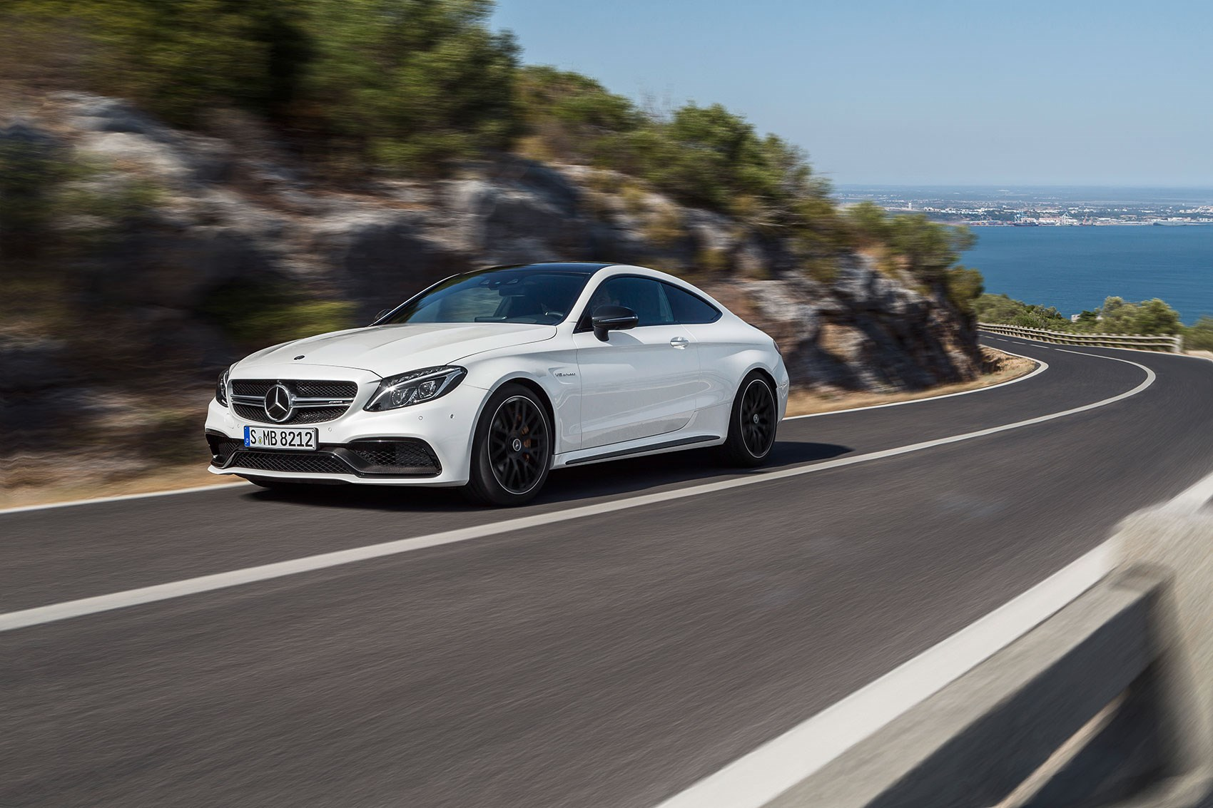 Ferrari 2016 Pret >> Mercedes C-class Coupe hits the gym: meet 2016's new AMG C63 by CAR Magazine