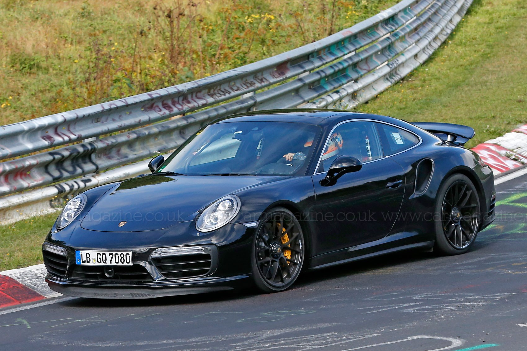 If all Porsche 911s are turbocharged  what do you call the new