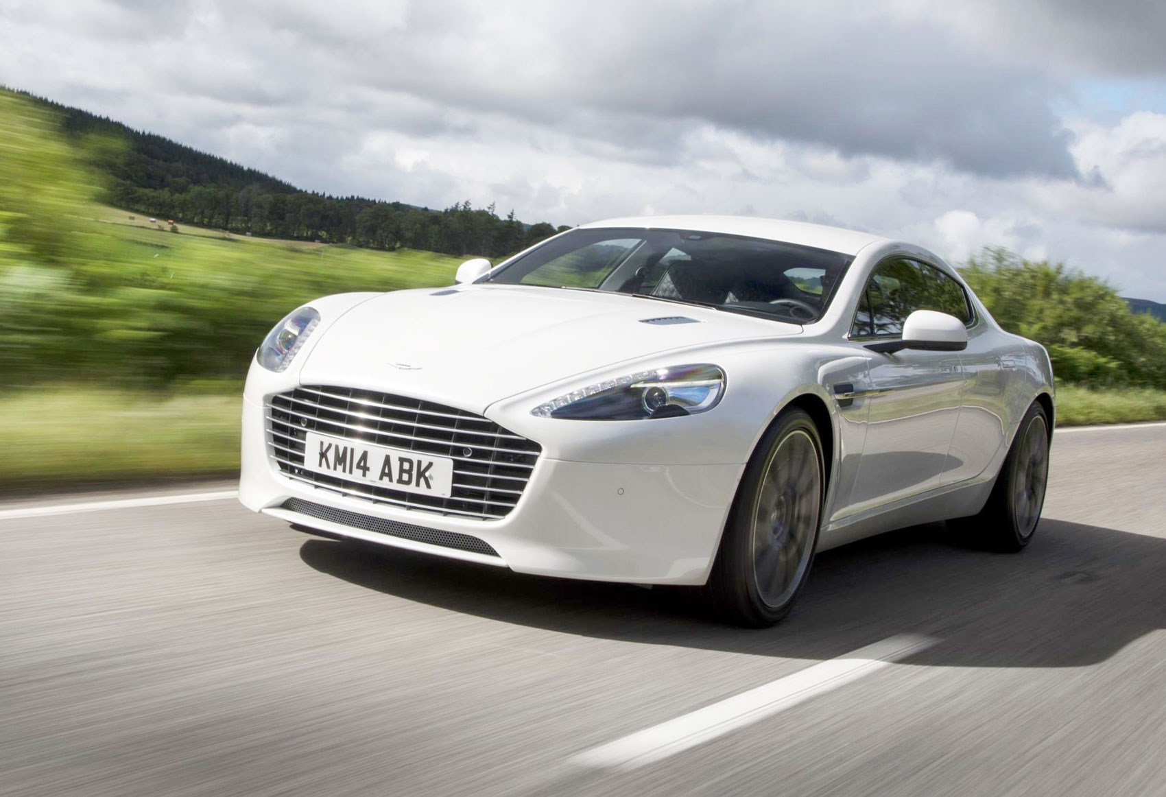 Amped-up Aston Martin Rapide Expected 'within Two Years