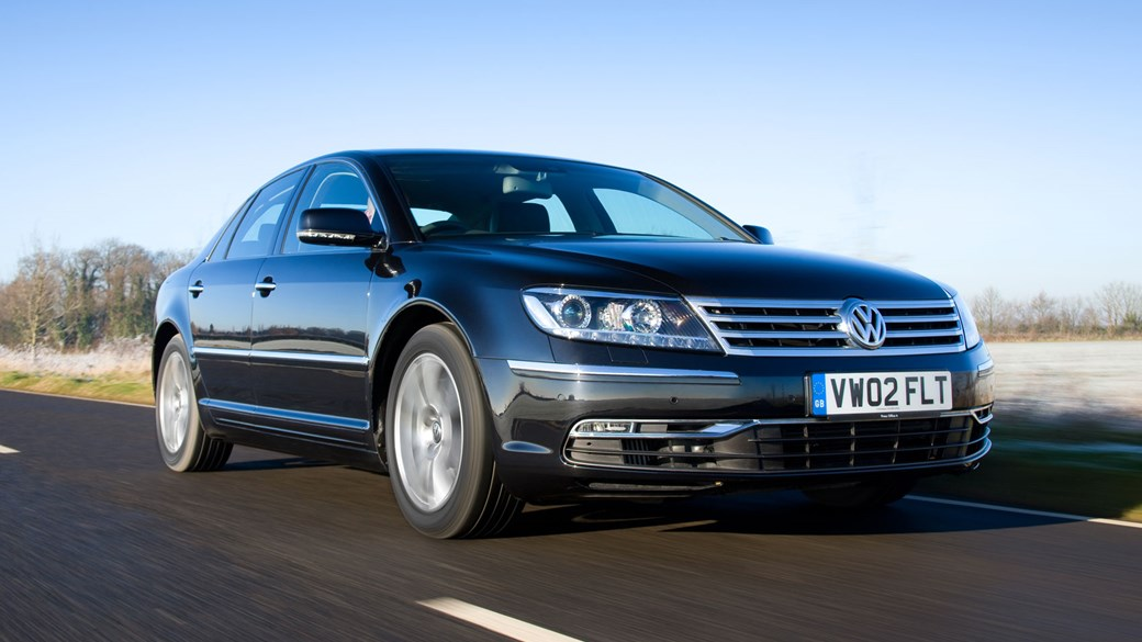 Vw Phaeton Was A Luxury Car For People Who Didn T Want To Be Seen