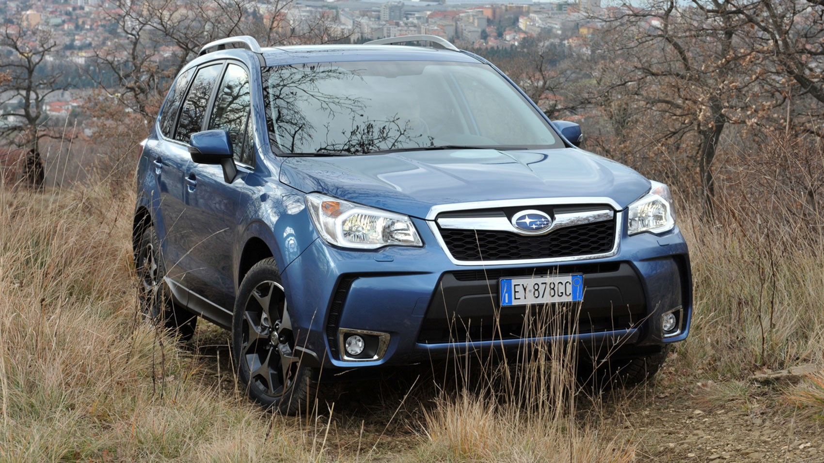 Subaru forester diesel automatic