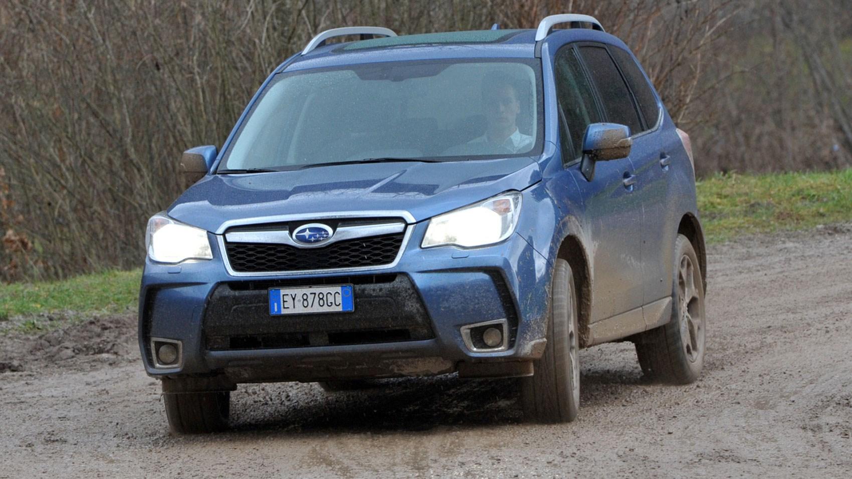 Subaru Lease Deals >> Subaru Forester 2.0D Lineartronic XC Premium (2015) review ...
