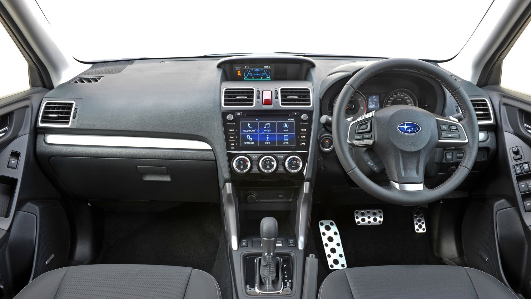 Subaru Forester 2 0d Lineartronic Xc Premium 2015 Review Car Magazine