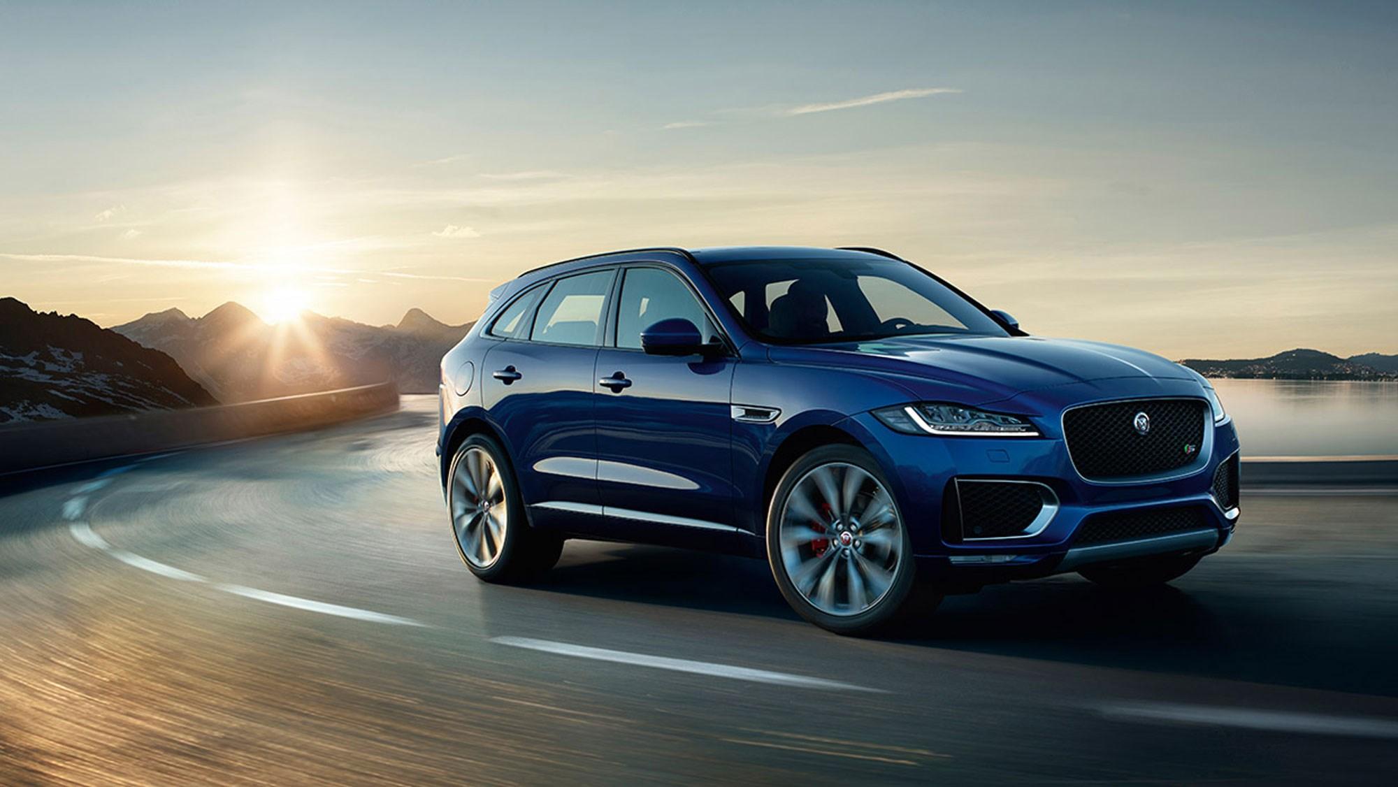 jaguar f-pace | car magazine