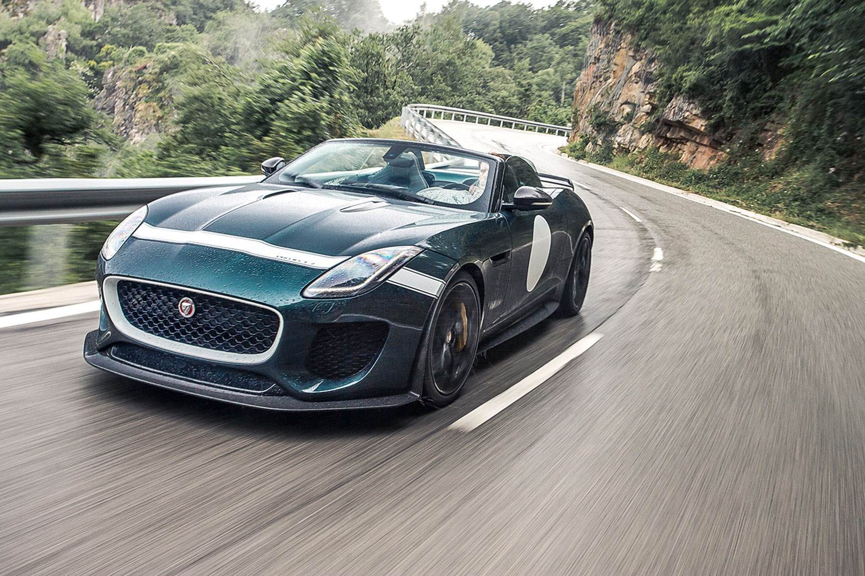All 250 Jaguar Project 7 Cars Are Sold At 135k A Pop
