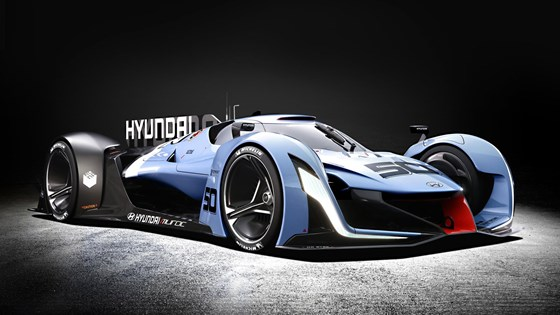 Hyundai Rm15 And Enduro Concepts At Seoul 2015 Car Magazine