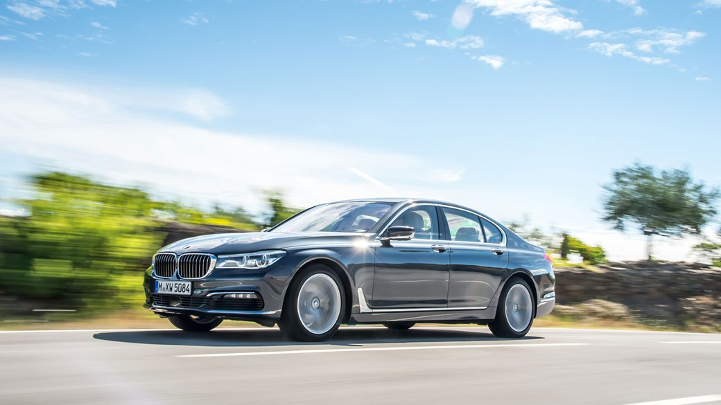 The New 2016 BMW 7 Series Review By CAR Magazine
