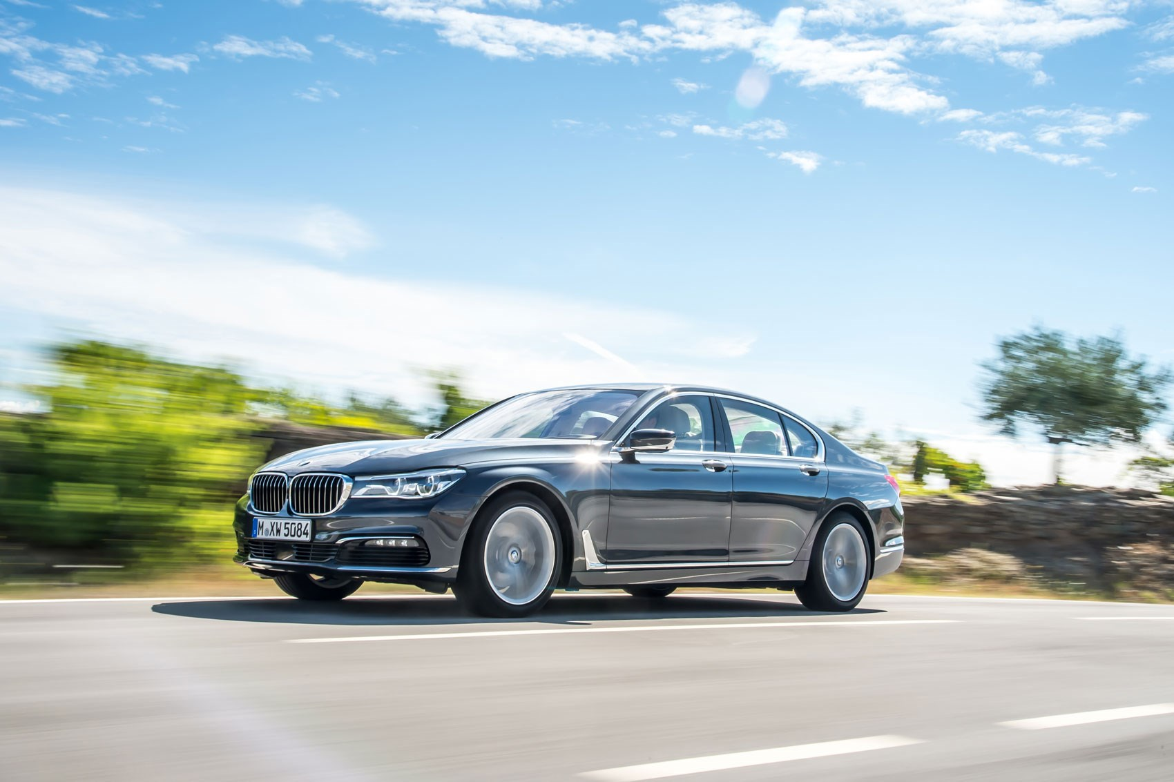 bmw 7 series 730d 2016 review by car magazine. Black Bedroom Furniture Sets. Home Design Ideas