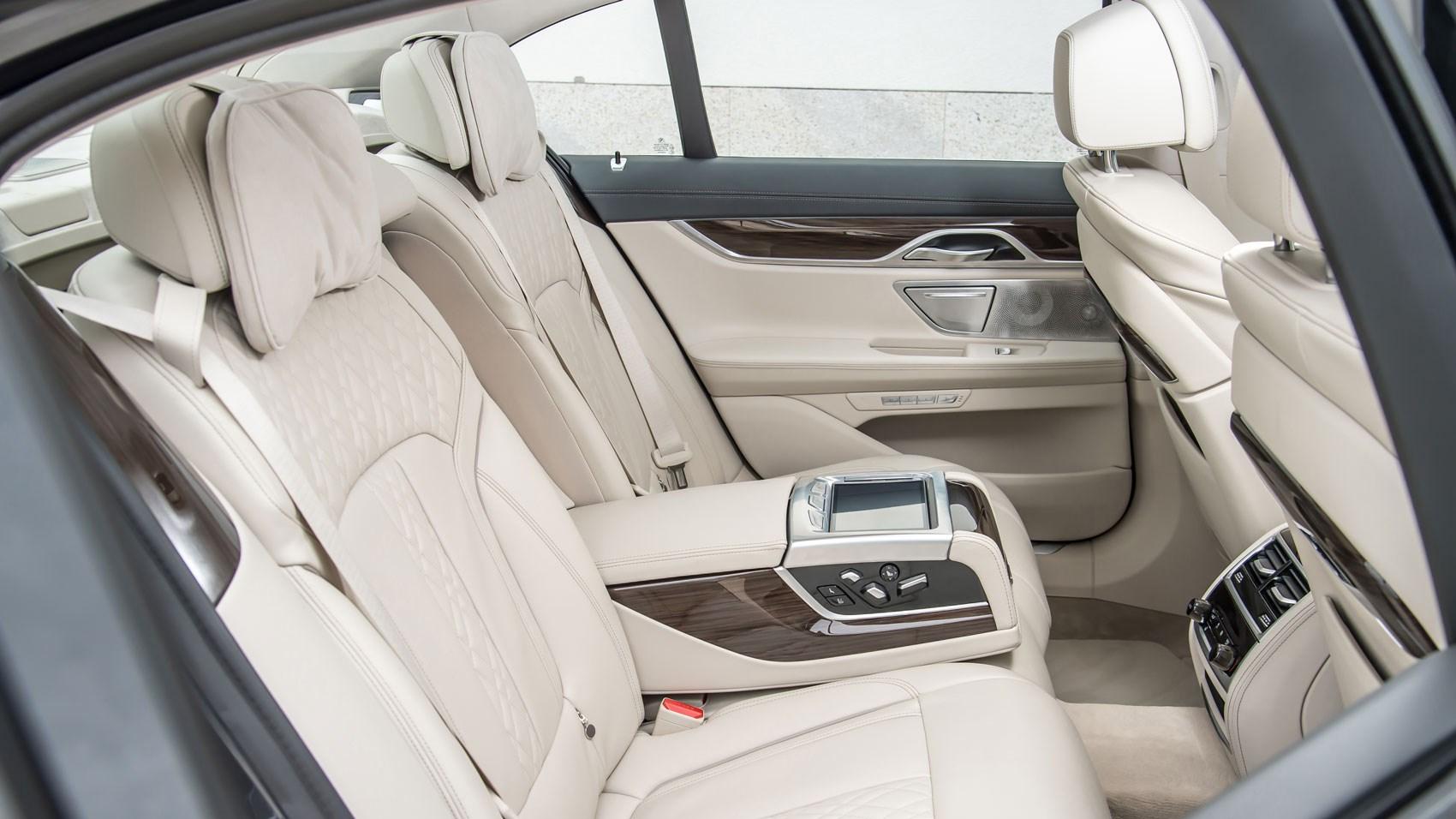 Bmw 7 Series 730d 2016 Review Car Magazine