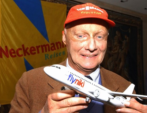 Niki Lauda (photo: Getty Images)