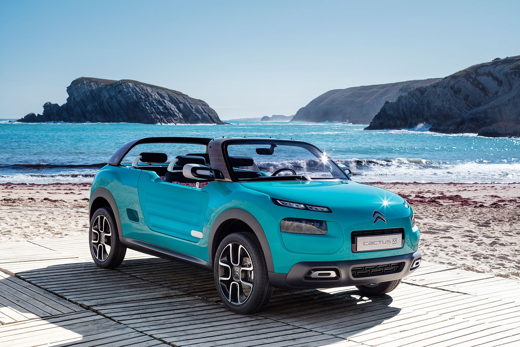 Citroen Cactus M Concept Car Channels The M 233 Hari Buggy