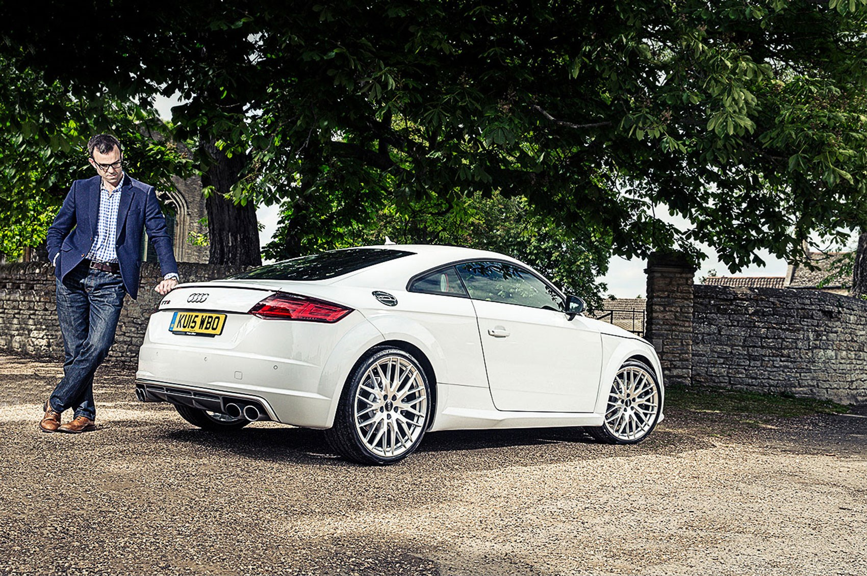 Life In The New Bauhaus Our Cars Audi Tts Car