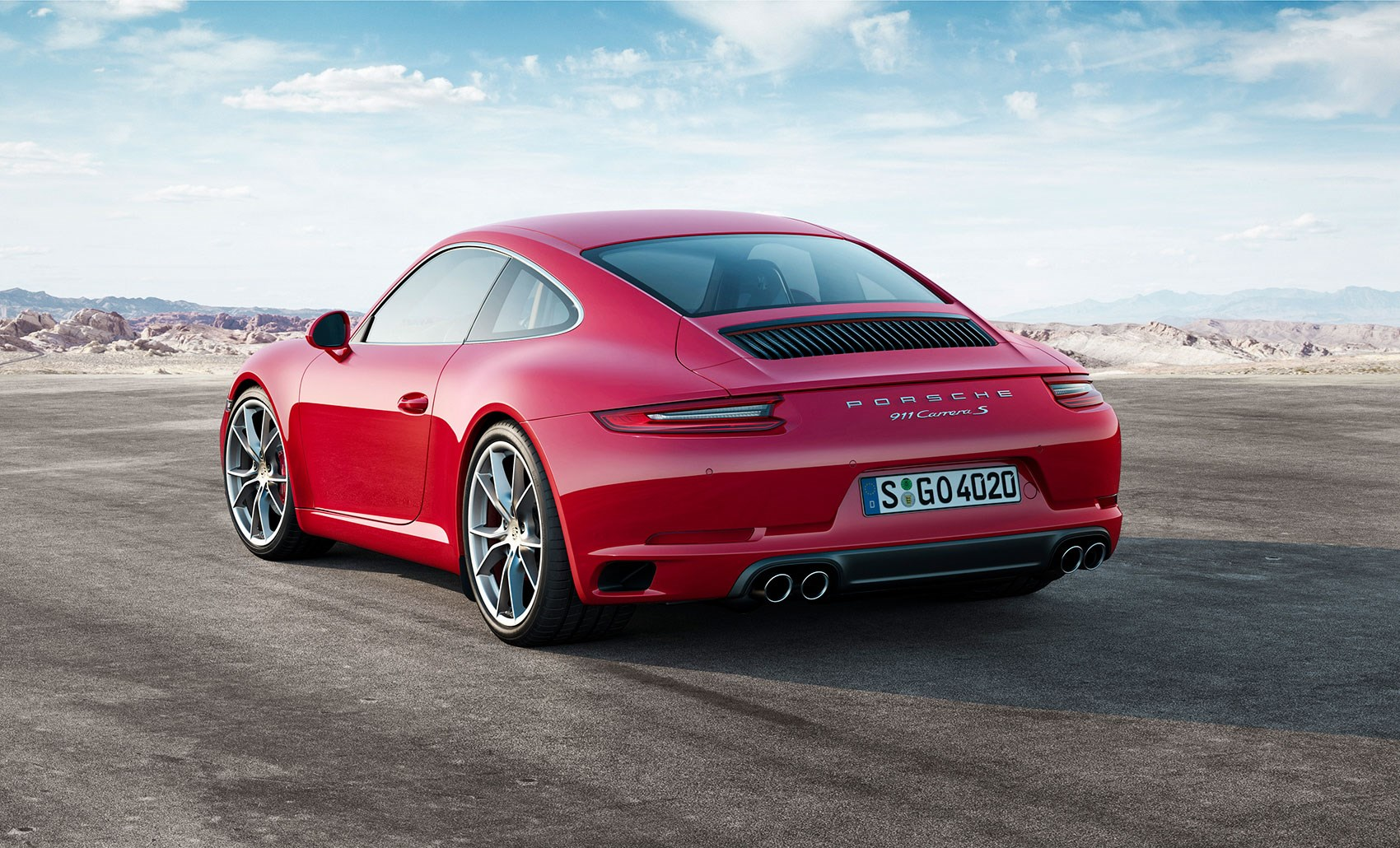 New 2016 Porsche 911 Blows In: Turbos All Round For 991