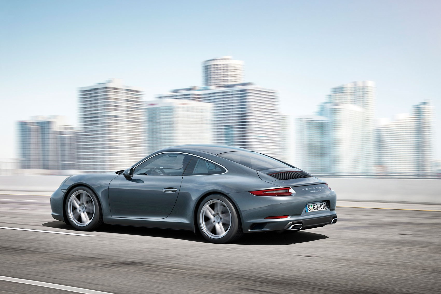 new 2016 porsche 911 blows in turbos all round for 991. Black Bedroom Furniture Sets. Home Design Ideas