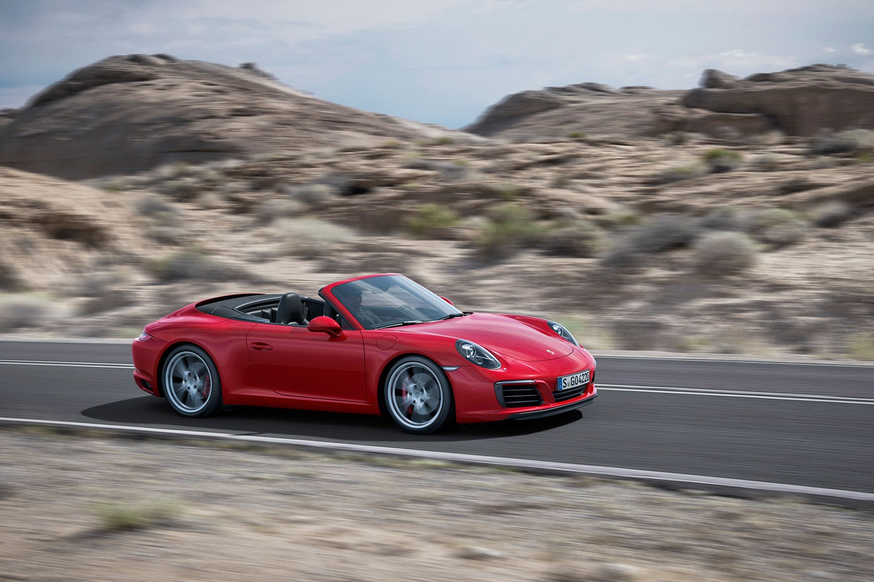 New 2016 Porsche 911 blows in turbos all round for 991