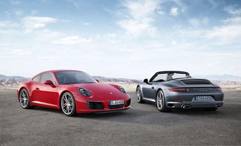 Tin-top or soft-top? The 911 still covers most bases
