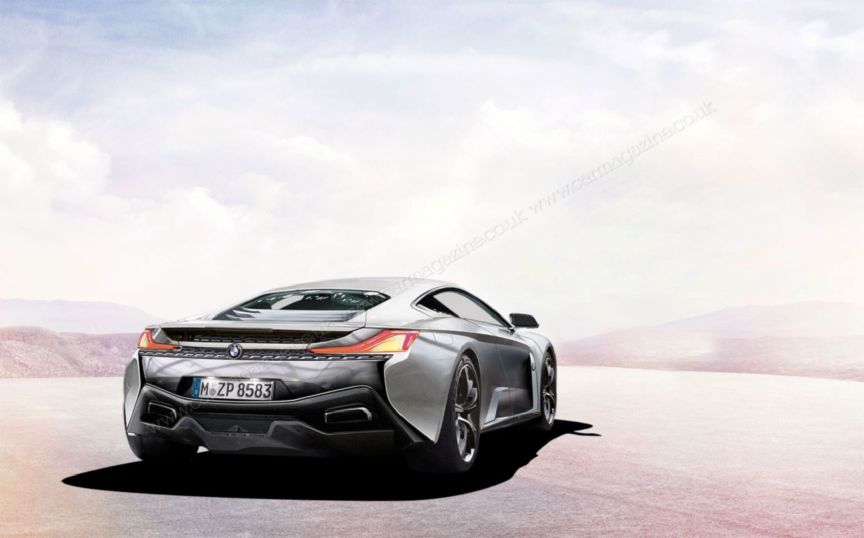 Sensation! McLaren To Build BMW Supercar, CAR+ October