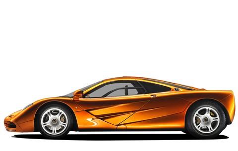When BMW met McLaren the first time