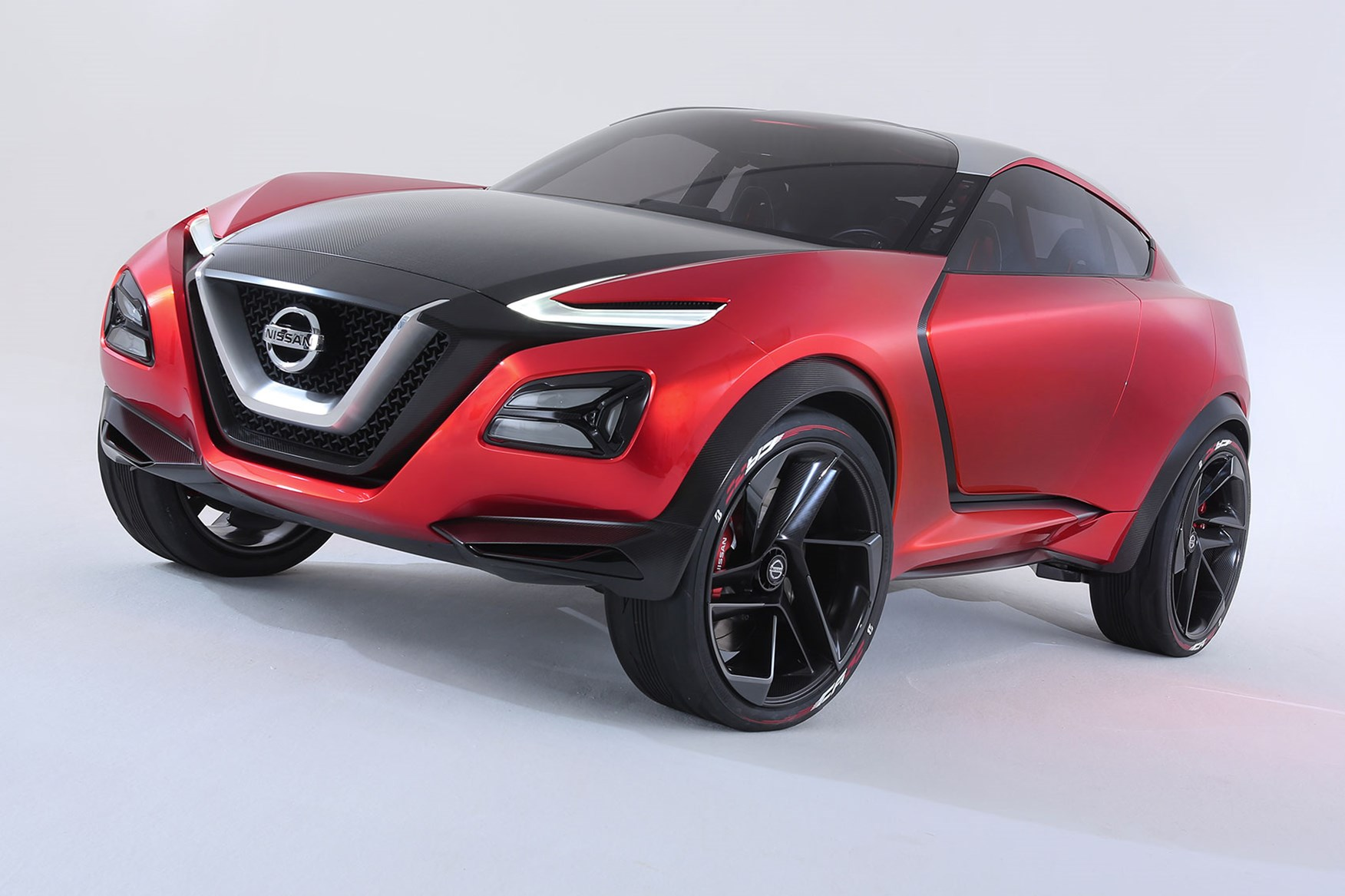 Nissan Gripz Concept Puts The Sport In Suv For Frankfurt