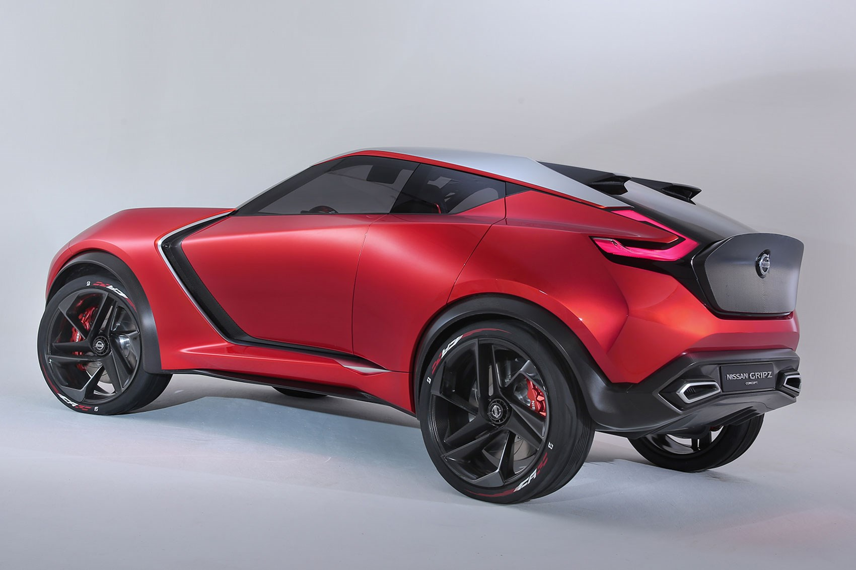 Nissan Gripz concept puts the 'sport' in SUV for Frankfurt 2015 by CAR Magazine