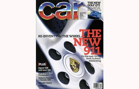 CAR magazine, October 1997