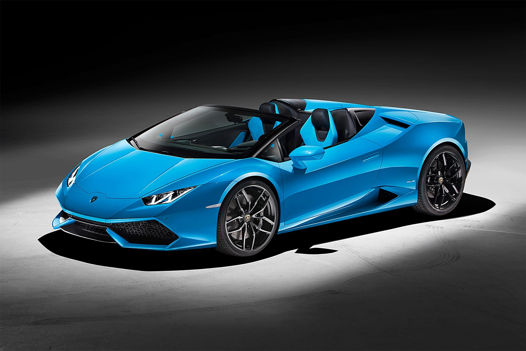 Here It Is The Lamborghini Huracan Spyder