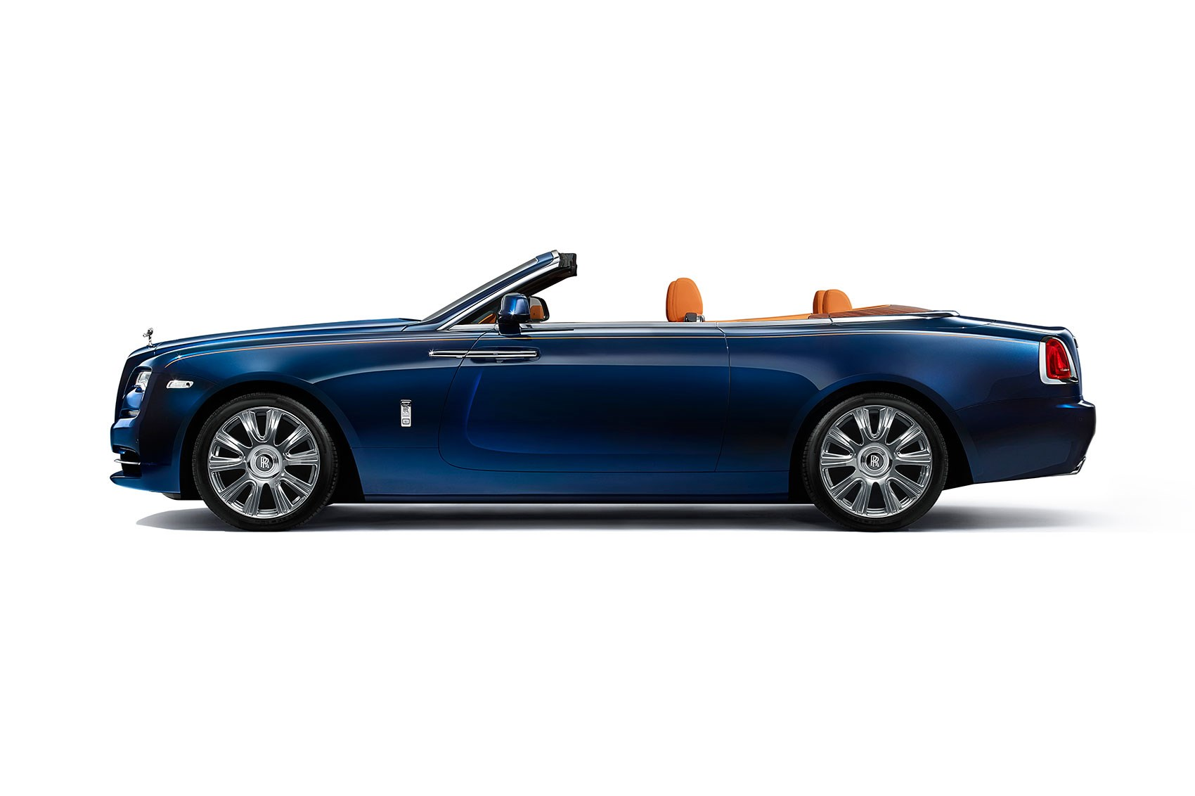 Rolls Royce Dawn Revealed New Droptop Rolls In Pictures