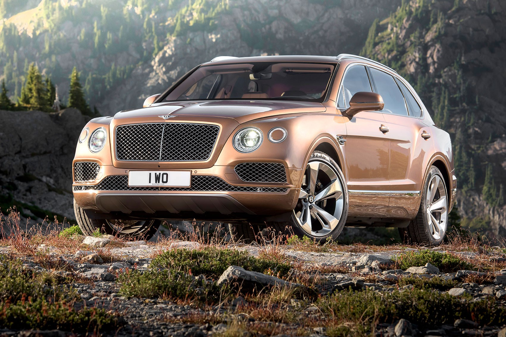 New Bentley Bentayga Will Spawn A Seven Seater Suv By Car
